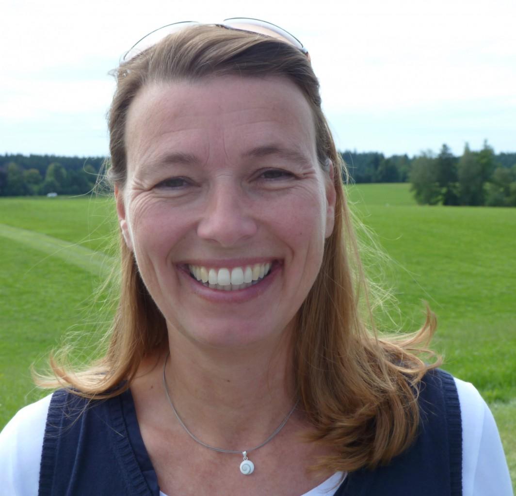 Maike Maier, Inhaberin von BauernhofTouren
